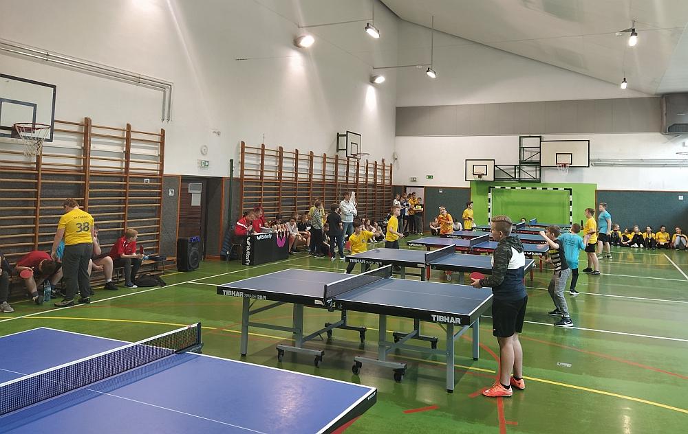 Indywidualne Mistrzostwa Gminy w tenisie stołowym 2020 r.