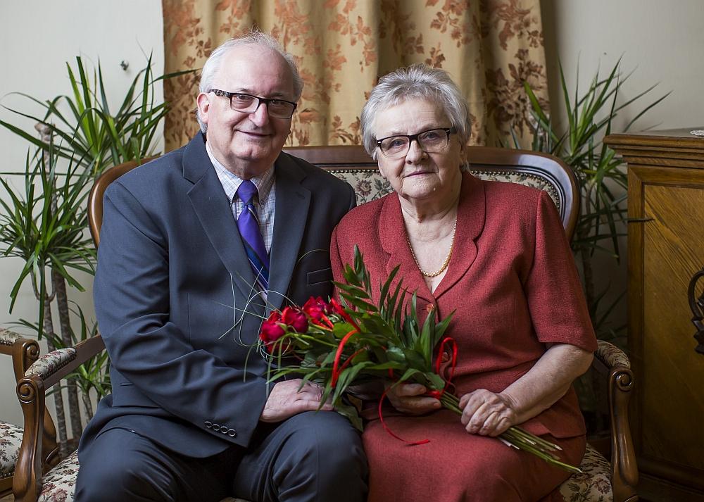 Złote gody w gminie Wiązowna. Pary uhonorowane medalami za Długoletnie Pozycie Małżeńskie