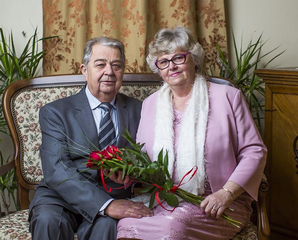 Złote gody w gminie Wiązowna. Pary uhonorowane medalami za Długoletnie Pożycie Małżeńskie