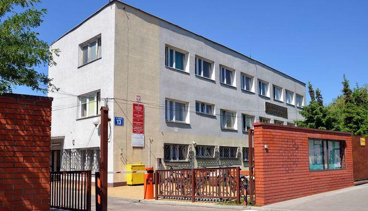 Budynek Starostwa Powiatowego w Otwocku przy ul. Górnej