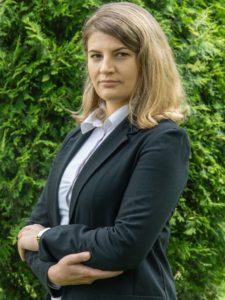 Ewa Cieślicka, Wydział Środowiska i Nieruchomości