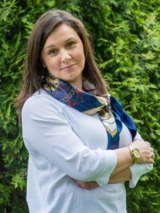 Sylwia Stachurska, Wydział Środowiska i Nieruchomości