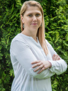 Emilia Badurska, Wydział Podatków