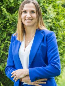 Anna Sikora, Naczelnik Wydziału Rozwoju Gospodarczego