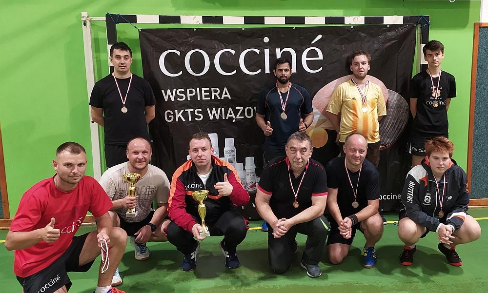 Pierwszy turniej Grand Prix Wiązowny odbył się pod koniec września w Szkole Podstawowej w Wiązownie
