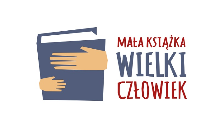 Logo kamapnii Mała książka - wielki człowiek