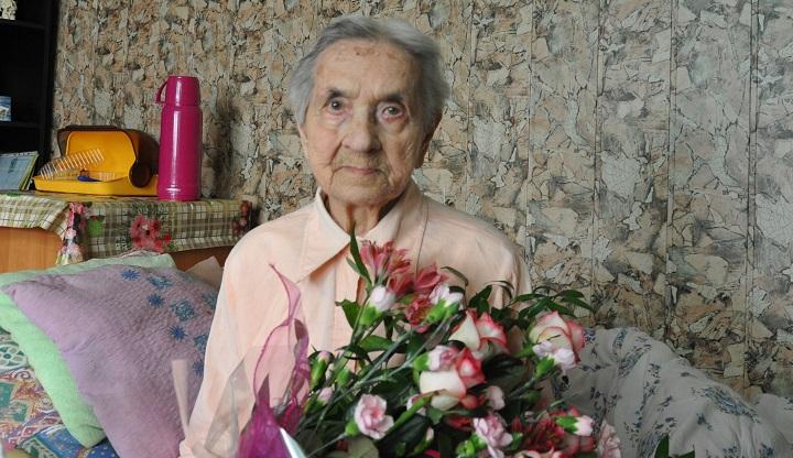 Pani Zofii Zawolik, mieszkanka naszej gminy, obchodzi setne urodziny.