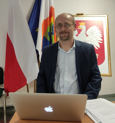 Andrzej Cholewa Przewodniczący Rady Gminy