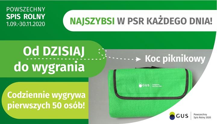 Atrakcyjne nagrody czekają na rolników z województwa mazowieckiego