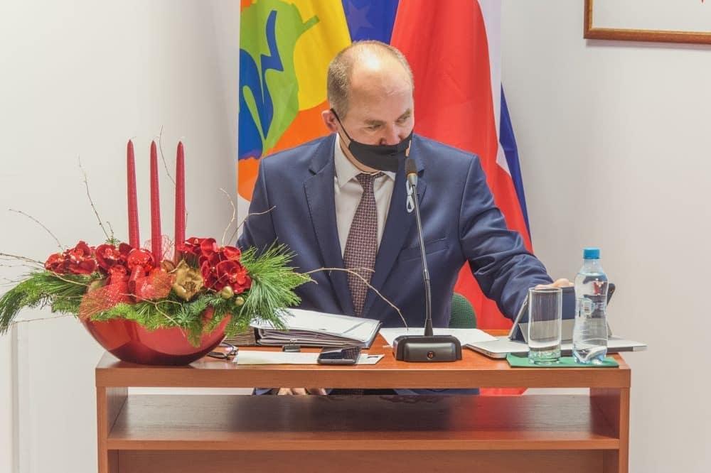 Adrzej Cholewa - Przewodniczący Rady Gminy Wiązowna