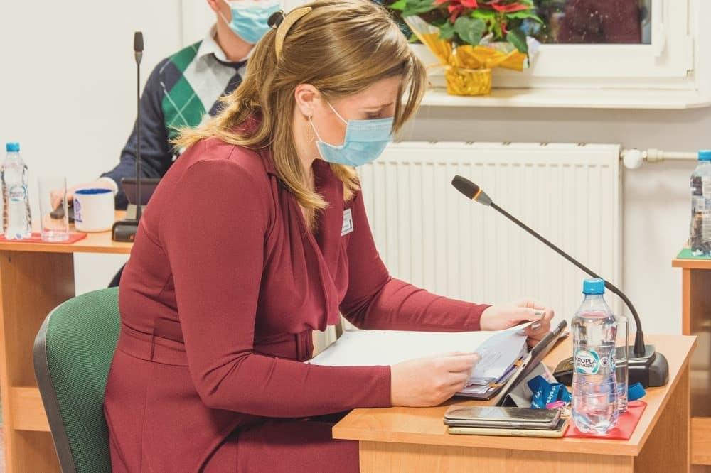 Agnieszka Kowlska - Skarbnik Gminy Wiązowna