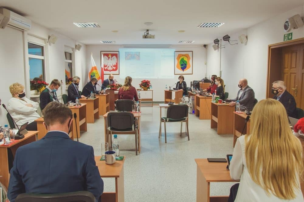 Ostatnia w tym roku sesja Rady Gminy Wiązowna odbyła się 22 grudnia