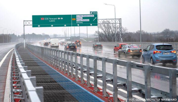 Trasa znacznie skróci dojazd do i z Warszawy mieszkańcom Wiązowny.