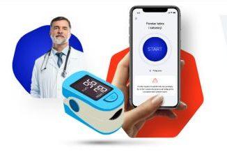 """""""Domowa Opieka Medyczna"""" to program Ministerstwa Zdrowia, który ma na celu zdalne monitorowanie stanu zdrowia pacjentów, przebywających na kwarantannie"""