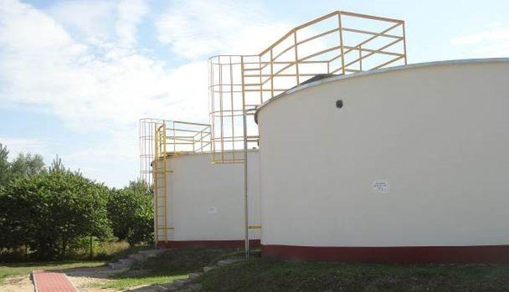 Stacji Uzdatniania Wody w Lipowie