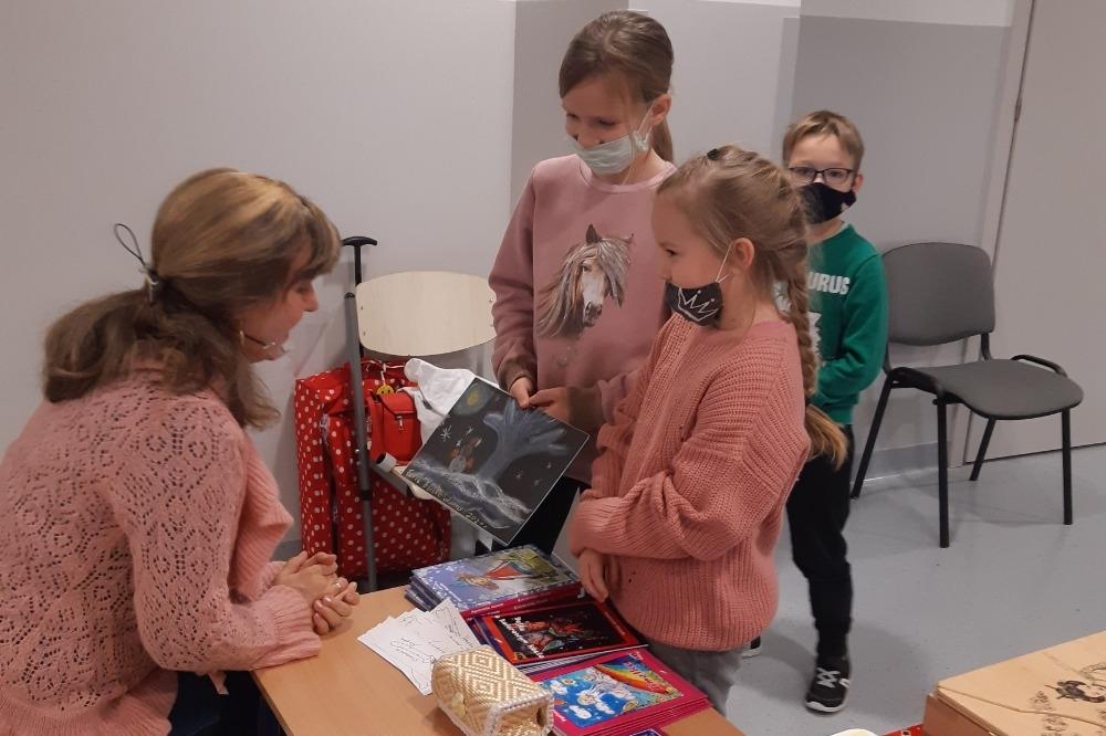 Zajecia plastyczne dla dzieci
