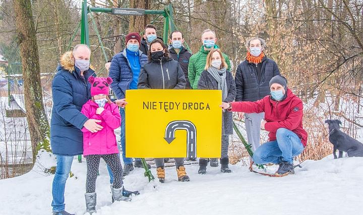 """Stowarzyszenie """"Nie tędy droga"""" powołali do życia mieszkańcy gminy Wiązowna"""