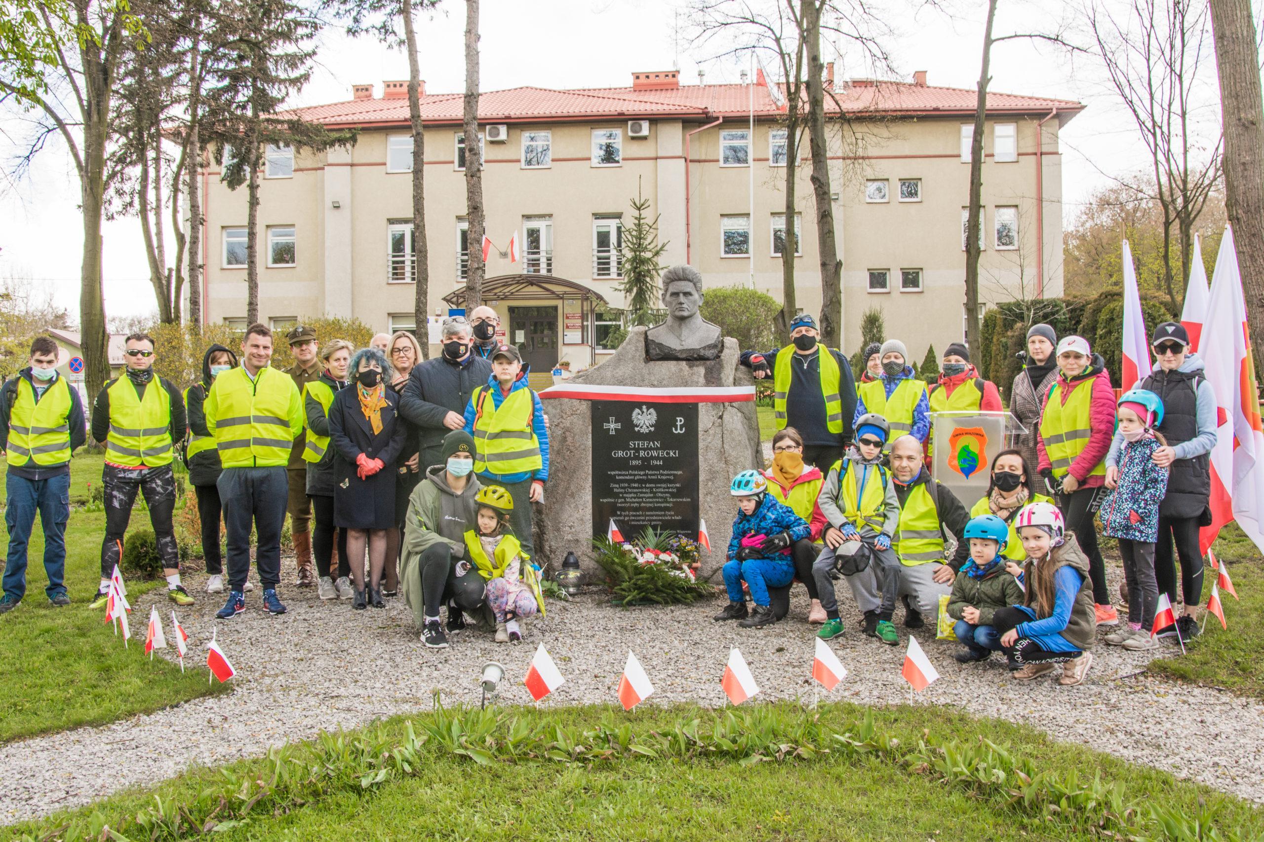 Obchody 8 maja 2021 w gminie Wiązowna