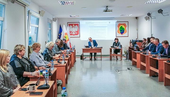 Sesja Rady Gminy Wiązowna odbyła się 25 maja