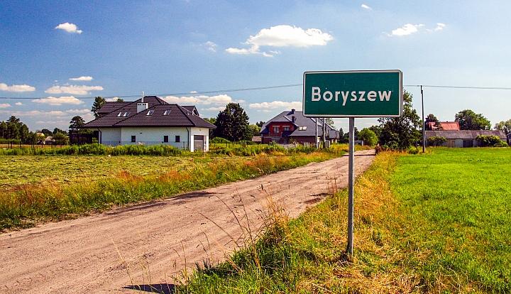 Boryszew jest jednym z 26 sołectw Gminy Wiązowna
