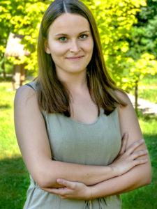 Ilona Twardowska, Wydział Spraw Społecznych