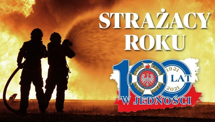 Wielki plebiscyt strażacki pod patronatem Zarządu Głównego Związku Ochotniczych Straży Pożarnych RP rozpoczęty!
