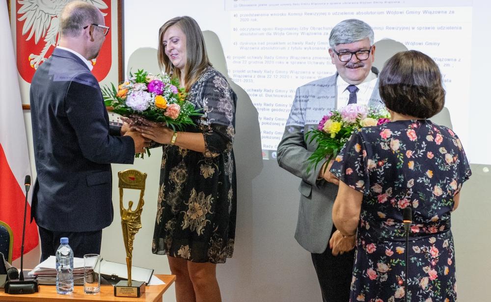Rada Gminy Wiązowna uchwaliła absolutorium dla Wójta Janusza Budnego