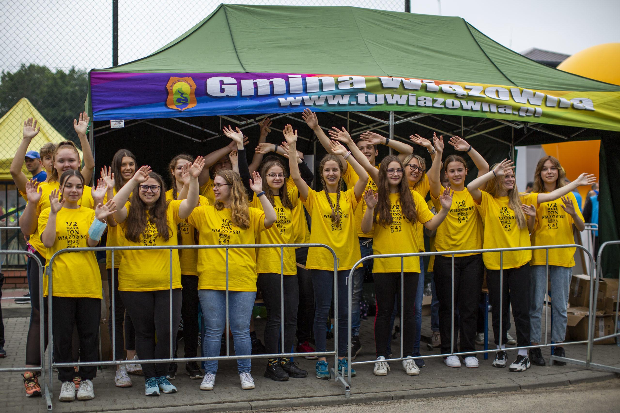 Nasi młodzi wolontariusze
