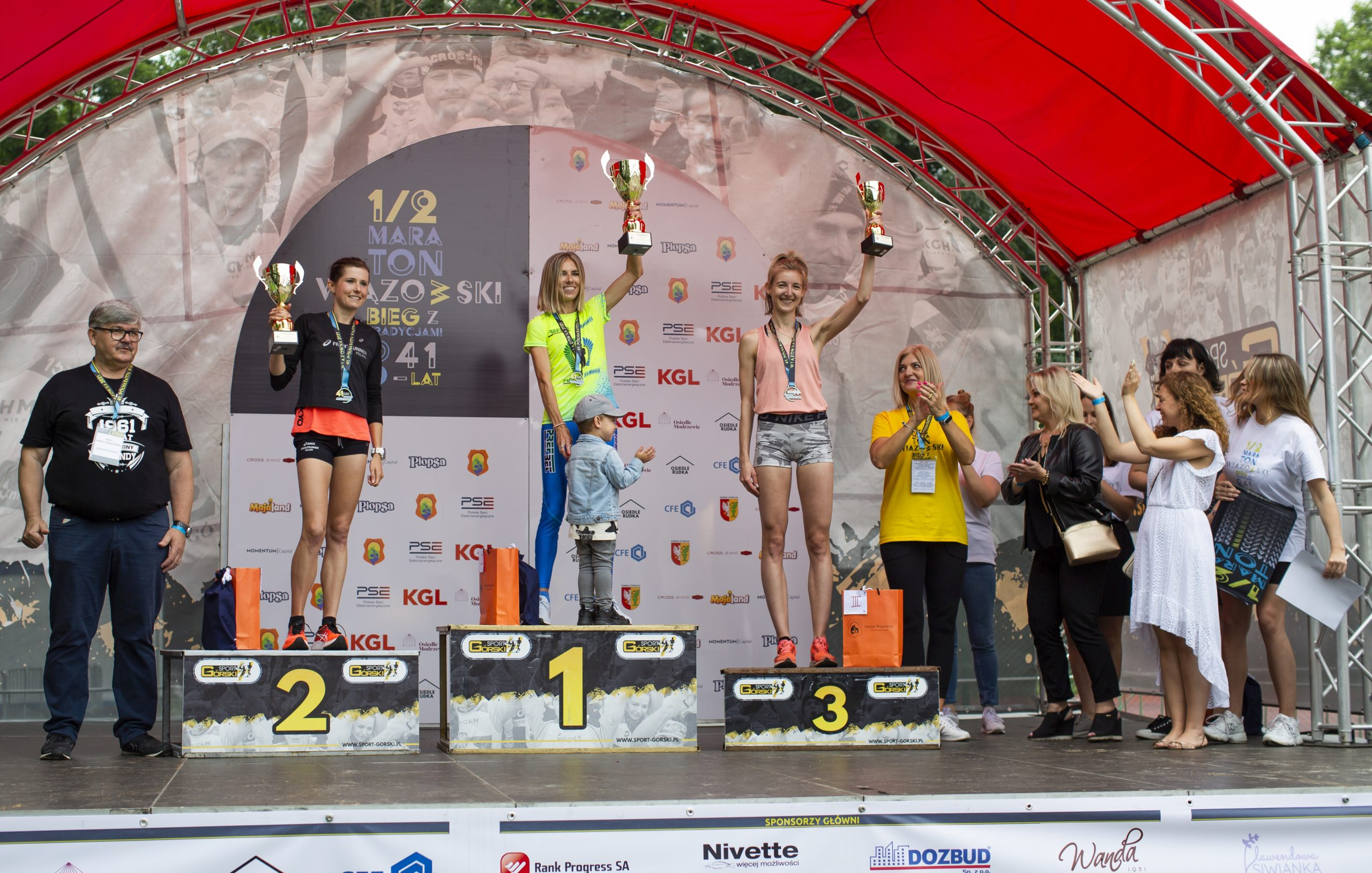 Zwyciężczynie Wiązowskiej