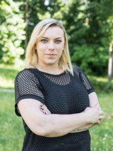 Karolina Jackowska, Wydział Planowania Przestrzennego