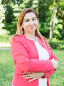 Paulina Kowalska, Wydział Środowiska i Nieruchomości