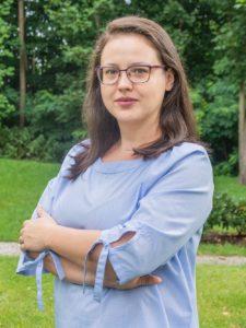 Katarzyna Rosłaniec, Wydział Inwestycji