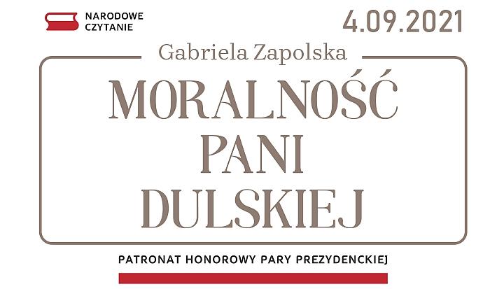 """Akcja """"Narodowe Czytanie"""" organizowana jest przez prezydenta RP od 2012 r. Została zainicjowana wspólną lekturą """"Pana Tadeusza"""" Adama Mickiewicza."""
