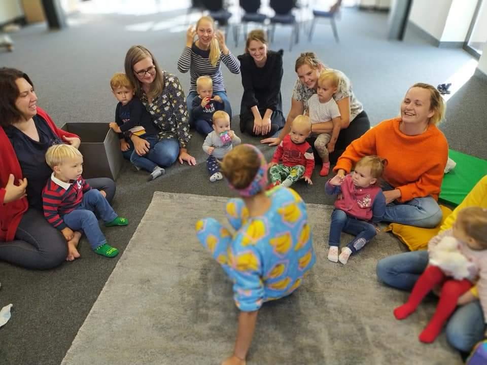 Klub Rodziny w Gminnym Ośrodku Kultury. Pierwsze spotkanie