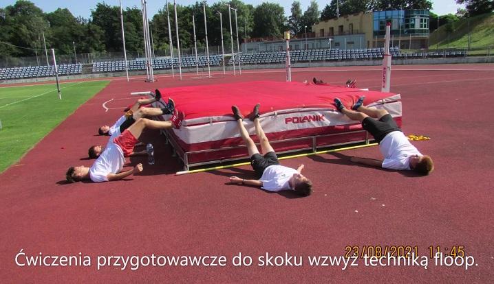 """Fotorelacja z Obozu Sportowego UKS """"Smoki"""" Glinianka"""