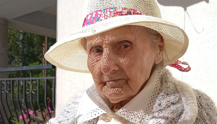 Czesława Klepacka skończyła 100 lat. Życzymy dużo zdrowia!