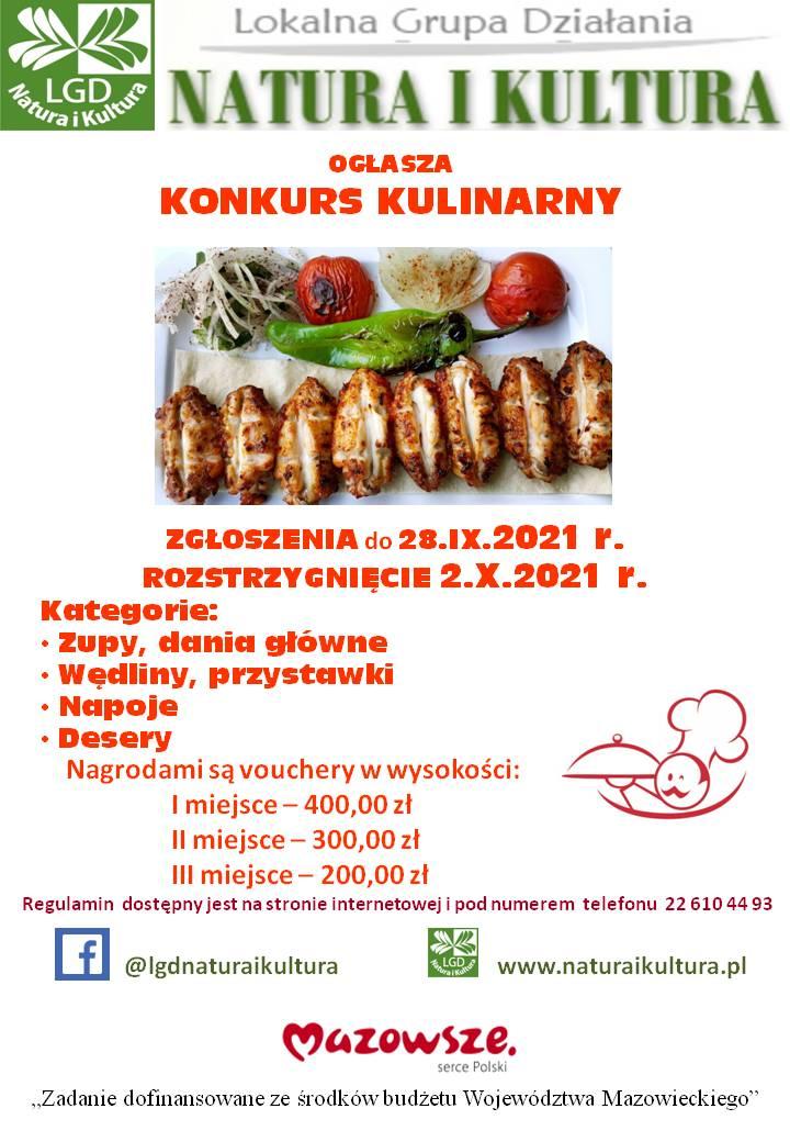 Konkurs kulinarny LGD Natura i Kultura