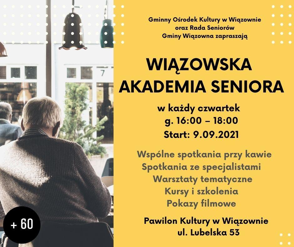 Wiązowska akademia Seniora