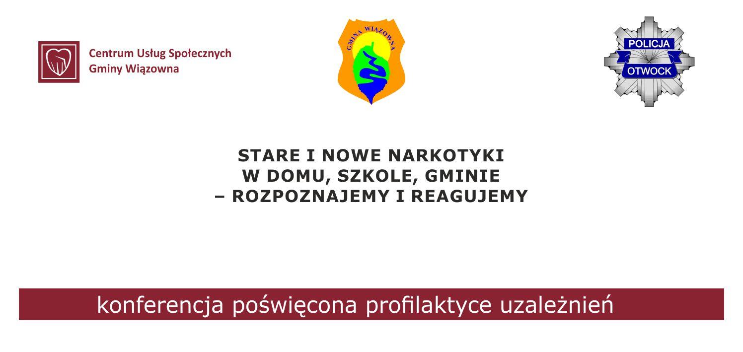 Zaproszenie na konferencję 20 września w Domu Kultury w Woli Karczewskiej