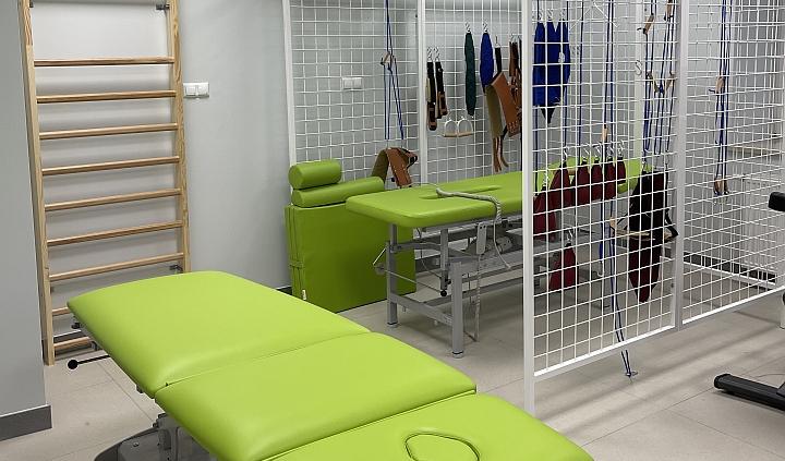 Gabinet fizjoterapeutyczny